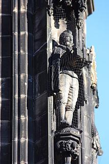 Scottish sculptor