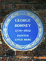 George Romney 1734-1802 Painter lived here.jpg