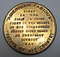 George Washington Commemorative Token - American Fabious - Tails.jpg