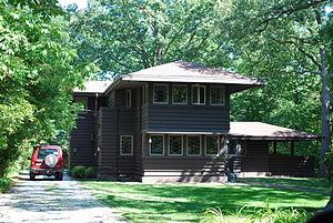 George Madison Millard House - Image: George madison millard house 1689Lakeave