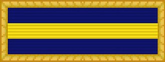 Gold frame - Image: Georgia State Defense Force Outstanding Unit Citation Ribbon