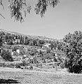 Gezicht op het dorp Ein Karem., Bestanddeelnr 255-2790.jpg