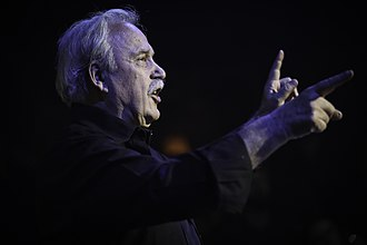 Giorgio Moroder - Image: Giorgio Moroder First Avenue Minneapolis The Current (44776142702)