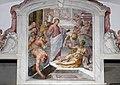 Giovanni battista naldini, resurrezione di lazzaro, putti e visione di ezechiele, 02.jpg
