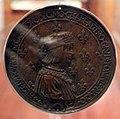 Giovanni filangieri da candida, medaglia di massimiliano I d'austria e di maria di borgogna, 1479, 01.jpg