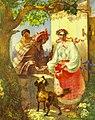 Gipsy Fortune Teller by Taras Shevchenko.jpg