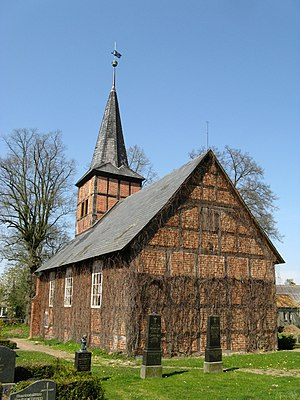 Gischow - Church