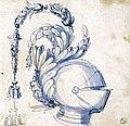 Giuseppe Arcimboldo - Sketch for a Visored Helmet - WGA00880.jpg