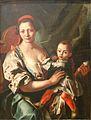 Giuseppe Bonito-Portrait de femme avec son enfant.jpg