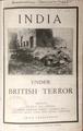 Glading, P., 'India Under British Terror' cover.png