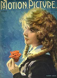Gladys Leslie American actress