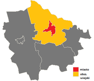 Gmina Sieraków Gmina in Greater Poland, Poland
