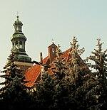 Gniezno. Kościół Bożogrobców pod wezwaniem św. Jana Chrzciciela