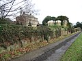 Goodnestone House and private road - geograph.org.uk - 641593.jpg