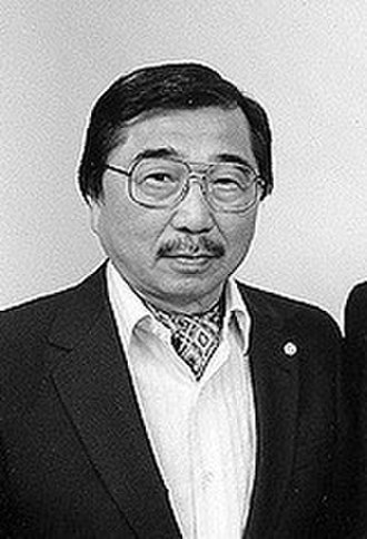Gordon Hirabayashi - Gordon Hirabayashi in 1986