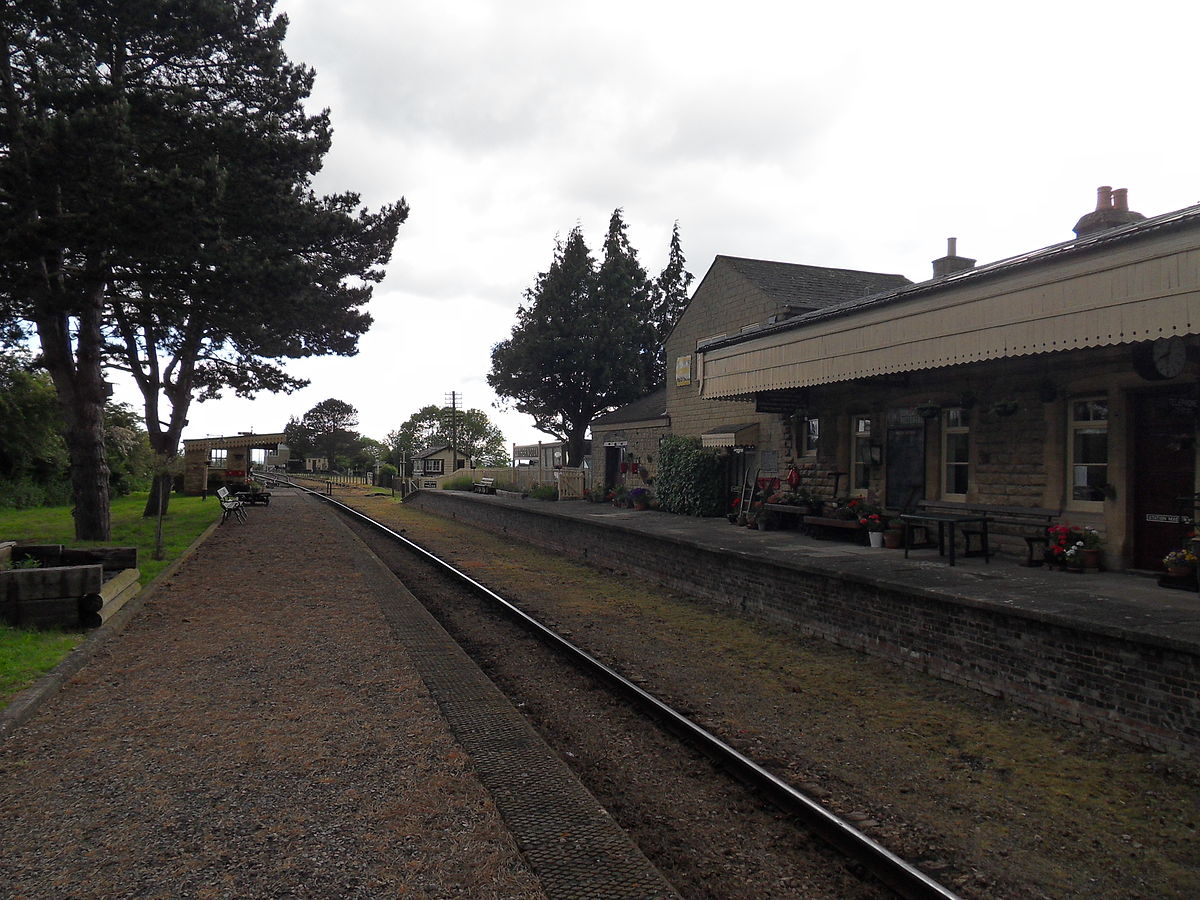 gotherington railway station