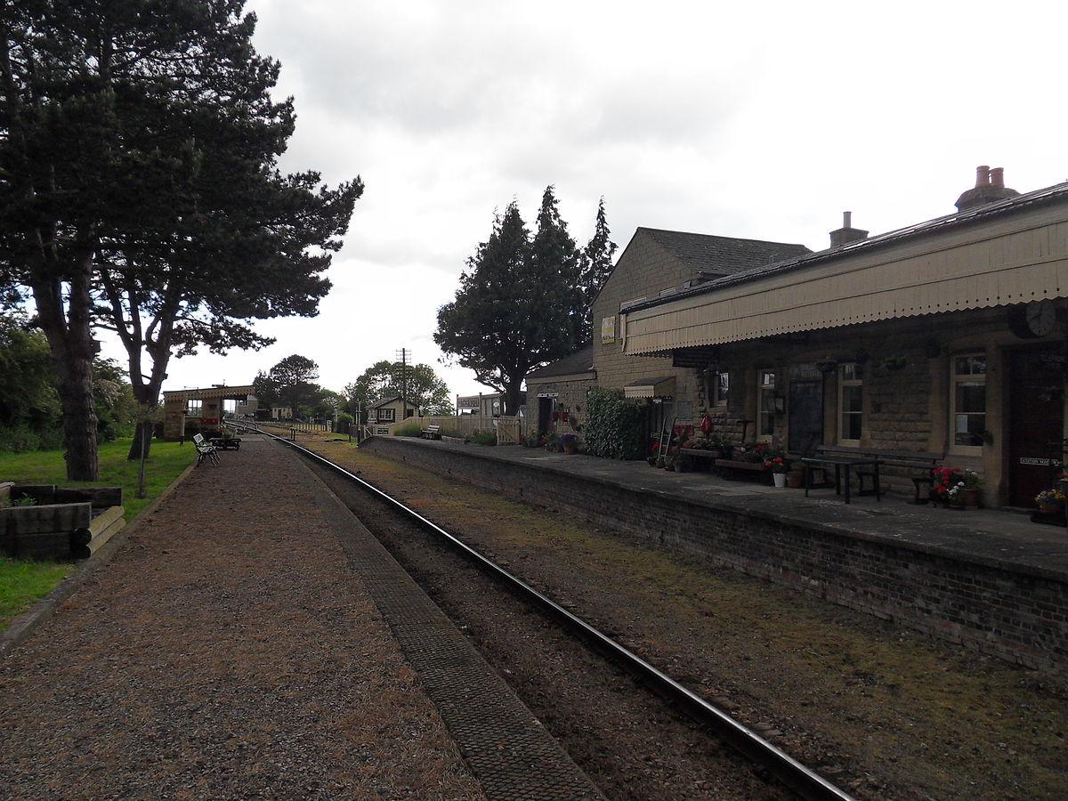 gotherington railway station wikipedia