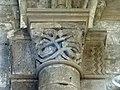Gournay-en-Bray (76), collégiale St-Hildevert, bas-côté nord, chapiteaux du 2e doubleau, côté nord.jpg