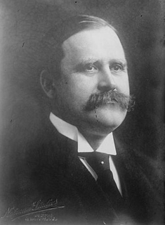 Eugene Foss American politician