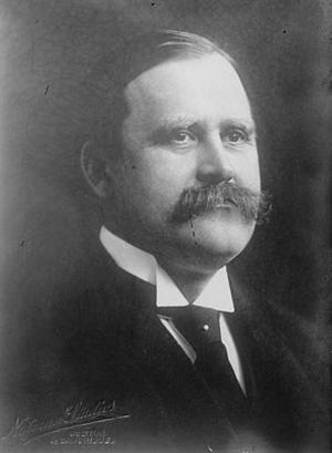 Eugene Foss - Image: Governor Foss