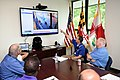 Governor Hogan Visits Howard County Emergency Operations Center (28313447514).jpg