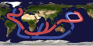 On the basis of File:Thermohaline circulation....