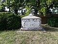 Grave marker of John Custis IV, July 2018.jpg