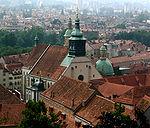 Graz Dom vom Schlossberg.jpg