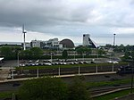 Great Lakes Science Center and Rock & Roll Hall of Fame, Cleveland, OH (27420325287).jpg