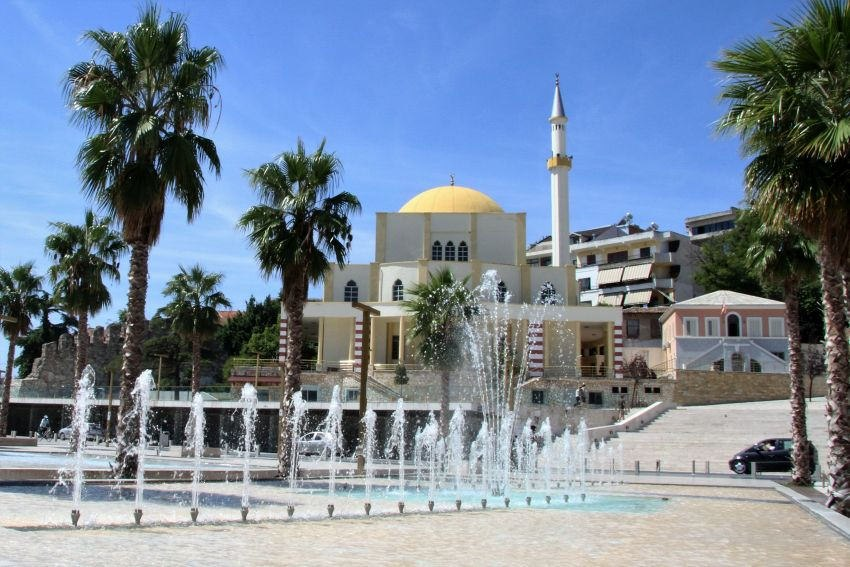 Great Mosque of Durres 2016 Albania