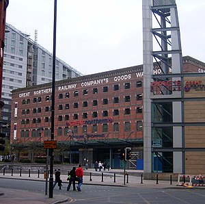 The Great Northern Warehouse, Manchester