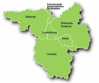 Greater Region of Luxembourg