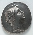 Greece, Bithynia, reign of Nicomedes II - Tetradrachm - 1917.990 - Cleveland Museum of Art.jpg