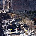 Gregoriuskirken - Arkeologisk utgravning i Søndre gate (1974) (22625906554).jpg