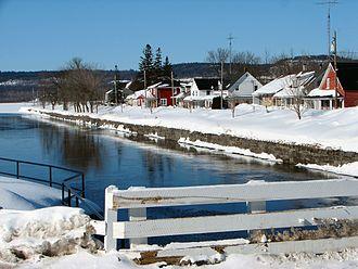 Grenville, Quebec - Image: Grenville QC 1