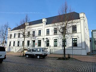 Grevesmühlen Place in Mecklenburg-Vorpommern, Germany