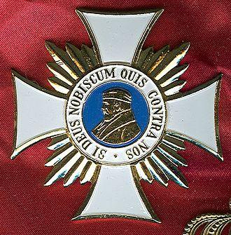 Order of Philip the Magnanimous - Image: Groothertogelijk Hessische Philippsorde