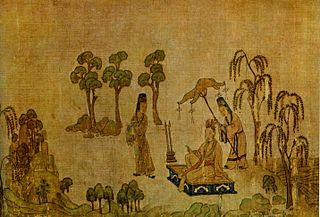 Nymph of the Luo River