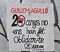 Guillem Agulló, 20 anys no ens han fet oblidar-te.JPG