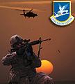 Gunfighter Defenders show gallantry downrange, share stories 130109-F-WU507-001.jpg