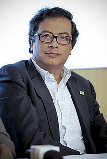 Image illustrative de l'article Gustavo Petro