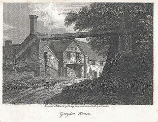 Gwydir House