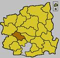 Gyeongbuk Gumi map.png