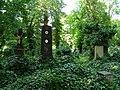 Hřbitov - Olšanské hřbitovy (Žižkov), Praha 3, Vinohradská, Želivského, Jičínská, Žižkov - oddíl III.JPG