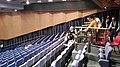HK 上環市政大廈 Sheung Wan Civic Centre 上環文娛中心 Theatre interior SWCC Oct-2014 LG2 009.jpg