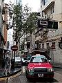 HK 中環 Central 蘇豪 SoHo 士丹頓街 Staunton Street rain February 2020 SS2 04.jpg