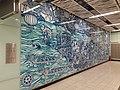 HK 港鐵 MTR 南港島線 South Island Line 利東邨站 Lei Tung Station January 2021 SS2 wall art 08.jpg