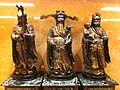 HK TST Royal Pacific Hotel 福祿壽 Fu Lu Shou sculpture figures Jan-2013 (1).JPG