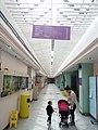 HK TSW 天水圍體育館 Tin Shui Wai Sports Centre corridor n visitors Dec 2016 Lnv2.jpg