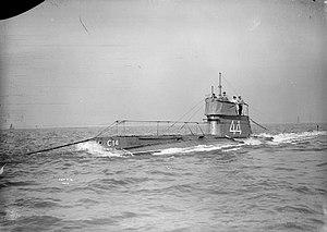 HMS C14 - HMS C14